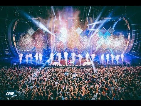 Calvin Harris & Alesso - Under Control @ LIVE #AMF 2016