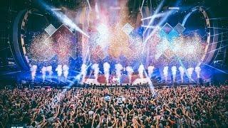 Calvin Harris Alesso Under Control LIVE AMF 2016