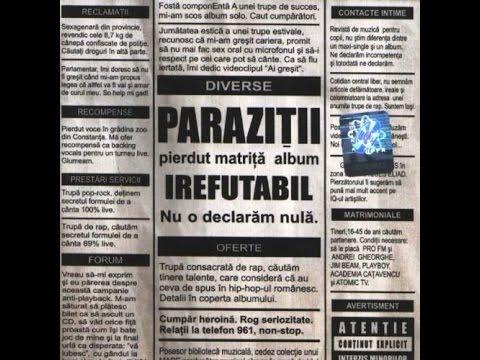 Parazitii - Linz-Bucuresti feat Texta (nr.57)