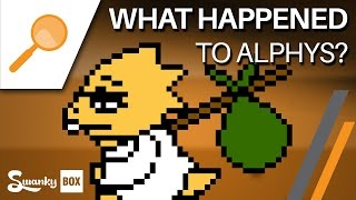 Undertale - What Haṗpened to Alphys in the Neutral Endings?