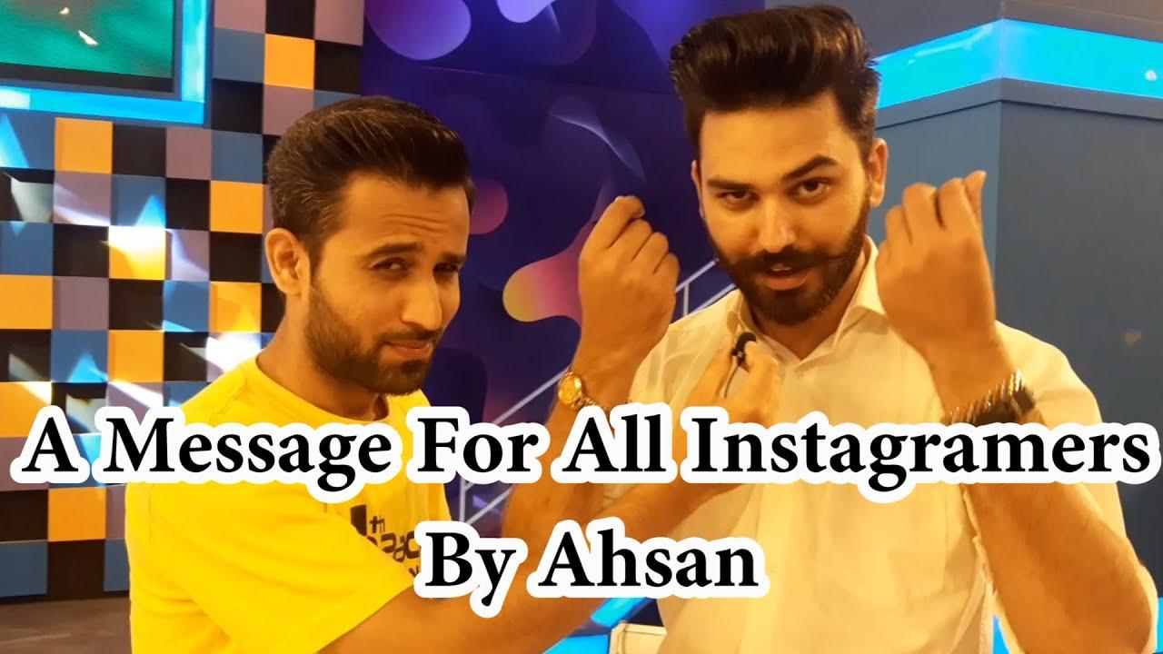 MJ Ahsan   Tiktokers VS Instagramers Behind the Scenes