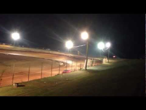 Spectator Race Cleveland County Speedway 10 27 12 2 of 2