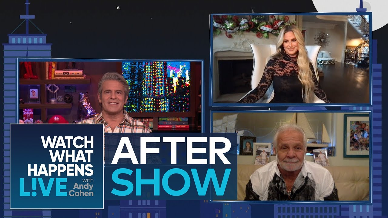 After Show: Kim Zolciak-Biermann on Grandma Rose's Chemotherapy | WWHL