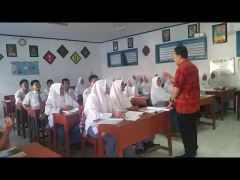 Siswa jenuh ~ Permainan di kelas ~ Siswa semangat belajar