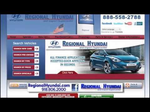 Regional Hyundai | Broken Arrow