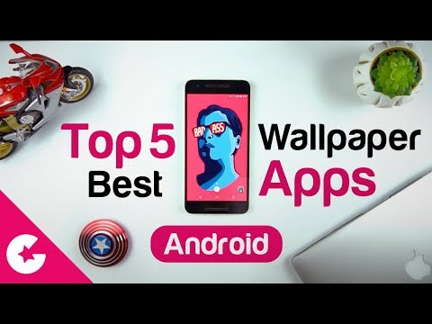 Top 5 Best Free Wallpaper Apps For Android (2017)