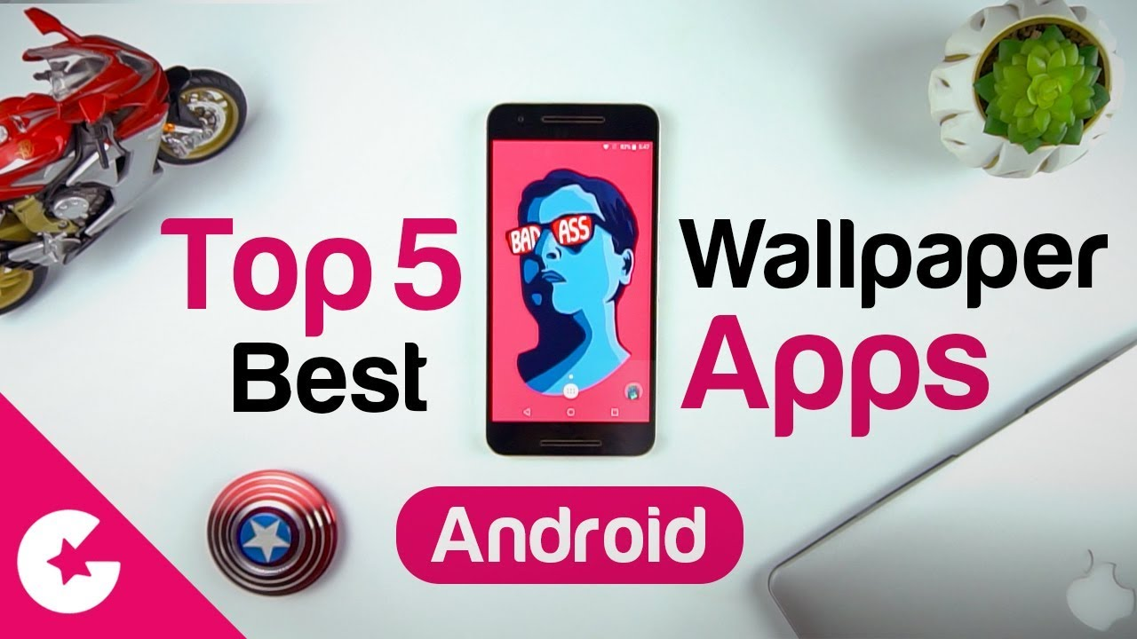 Top 5 Best Free Wallpaper Apps For Android 2017