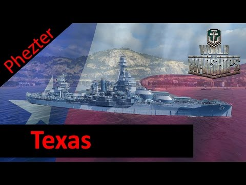 Tex-ception 2 - World of Warships (ep.85) - Gameplay