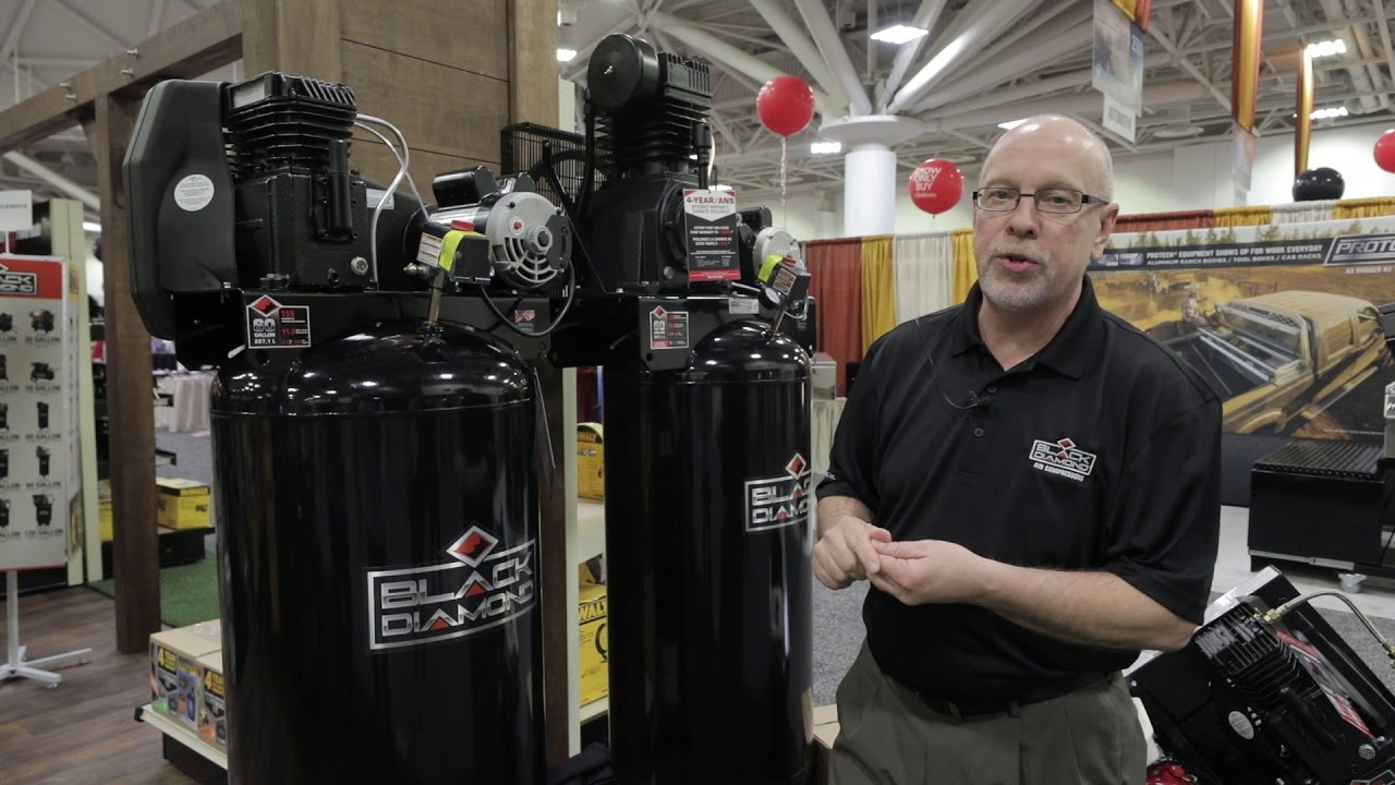 Rural King Air Compressor >> The Best Value In Air Compressors The Black Diamond 60 Gallon