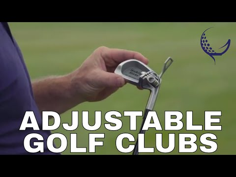 Adjustable Golf Irons from Walking Sticks Golf