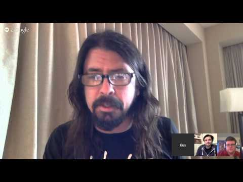 Dave Grohl of Foo Fighters chats about 4 Emmy nominations for 'Sonic Highways'