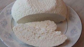 Сыр  из кефира по диете Дюкана Атака рецепт