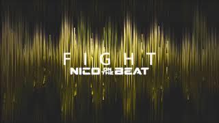 "AGGRESSIVE Trap Rap Beat 2017 Hip Hop Instrumental - ""Fight"" (Prod. Nico on the Beat)"