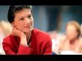 Sahra Wagenknecht tries to make German socialism national