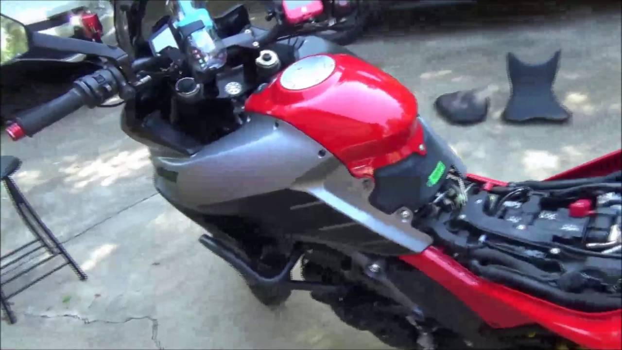 Ducati Multistrada Phone Charger