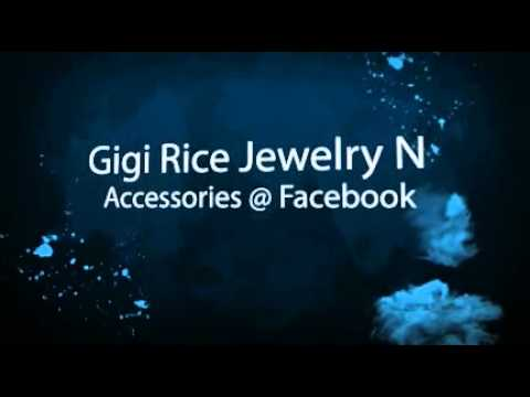 Gigi Rice Jewelry and Accessories