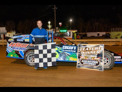 602 Crate Mod Hagerstown Speedway 4-6-19 Win