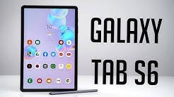 Das beste Android Tablet - Samsung Galaxy Tab S6 Review (Deutsch) | SwagTab