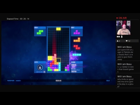 GUI: Gaming Under The Influence - Tetris