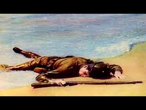 BATTLE OF BLOOD ISLAND | Richard Devon | Full Length War Movie | English | HD