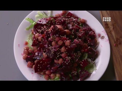 Sanjeev Kapoor Kitchen | Beetroot Salad Recipe | Master Chef Sanjeev Kapoor