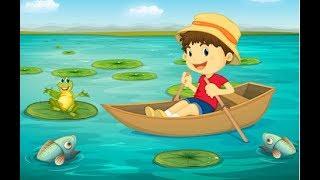 Row Row Row Your Boat ! Children's Songs, la Copilul destept