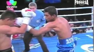 Pelea Roman Gonzalez vs Francisco Rosas I -  Prodesa