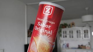[Review] Papas sabor original (DIA)