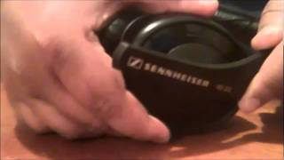 How to Repair SENNHEISER HD 202 headphones