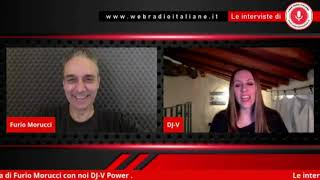 Le interviste di WEB RADIO ITALIANE / DJ-V Power