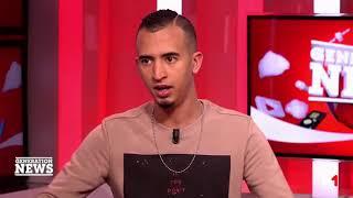 """عثمان """"ميستر كريزي"""" يحكي قصة خلافه مع """"مسلم"""" بسبب برنامج Génération News"""