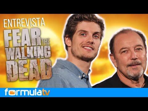 LEGENDADOSUBTITULADO Entrevista com Daniel Sharman e Rubén Blades  Fear The Walking Dead