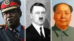 Die 10 grausamsten Machthaber aller Zeiten