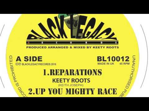KEETY ROOTS-REPARATIONS