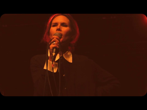 Nina Persson and Martin Hederos live at Bremen, Copenhagen - Song for the Leftovers - A Camp