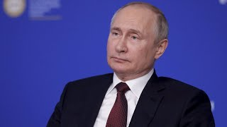 video: VladimirPutin warns MI6 boss: 'Just live your life' and stop worrying about Russia