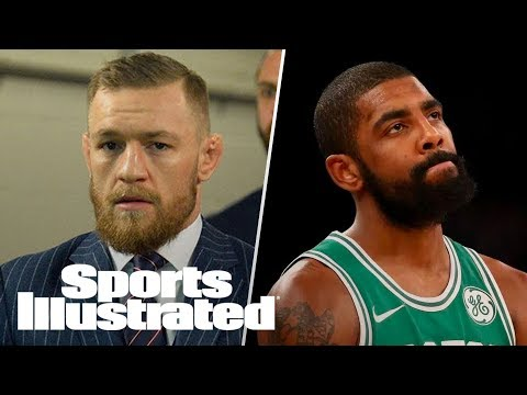 Conor McGregor's UFC 223 Press Incident, Kyrie Irving Out For Season | SI NOW | Sports Illustrated