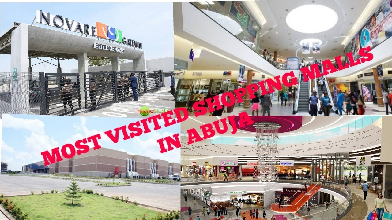 Check Out Popular Shopping Malls