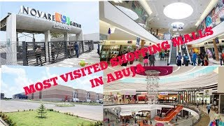 Most Popular Shopping Malls In Abuja, Most Visited Shopping Malls In Nigeria's Federal Capital