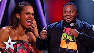 Nabil Abdulrashid has the Judges ROARING with LAUGHTER! | Semi-Finals | BGT 2020