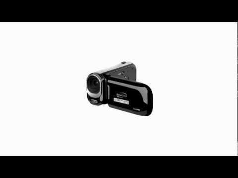 """Filmadora New Link Hand Cam Full HD Revolution, Fotos 9.0MP, Vídeo Full HD, LCD 2.5"""""""