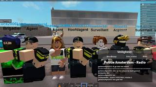 ! SPECIAL! ROBLOX politie amsterdam (dutch) bevreidingsdag! (day of the freedom!)