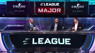 ELEAGUE Major CS:GO - LIVE - DAY 3 // Team Liquid vs. FaZe