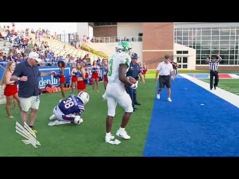North Texas Football: North Texas vs LaTech - NT Highlights 11/04/17