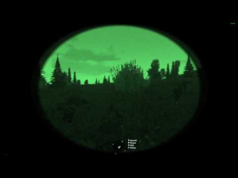 Arma 3 Devil's Castle Operation