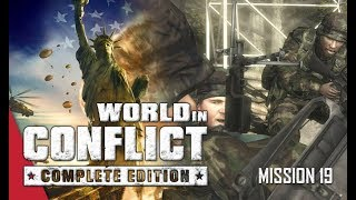 World In Conflict: Complete Edition Campaign - Before the Storm (Mission 19)