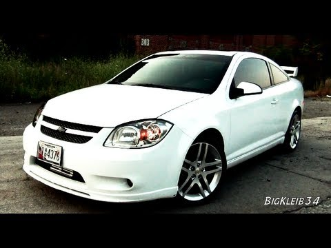 Chevy Cruze Lt >> Turbo Fantasies 3: Chevy Cobalt SS/TC - YouTube