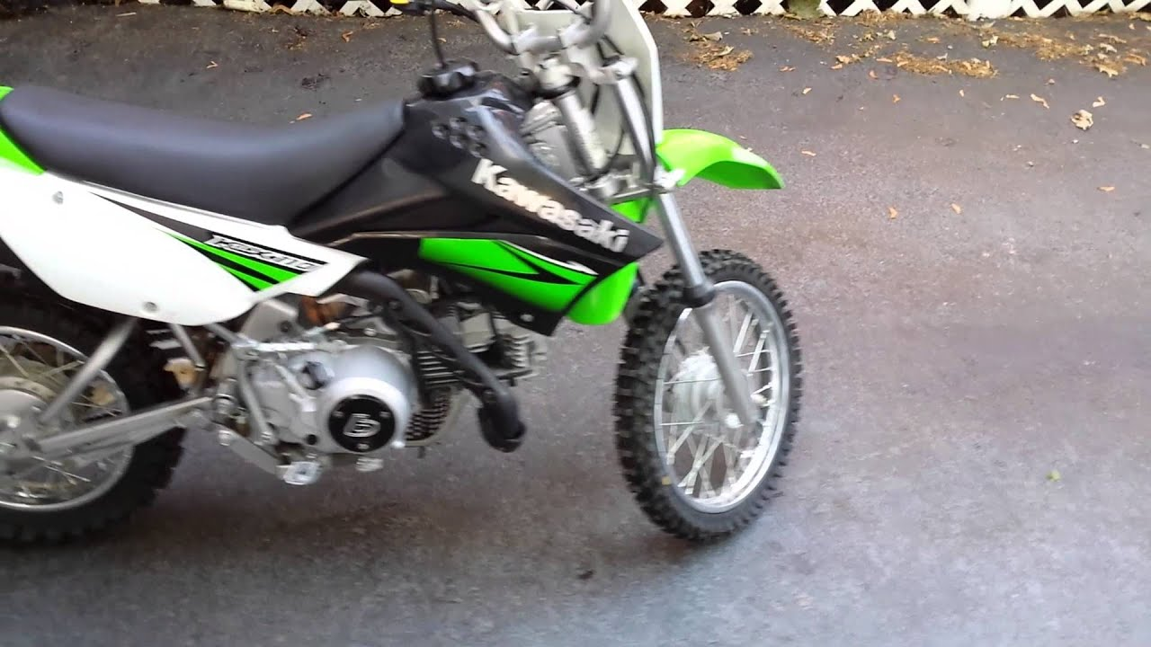 2010 klx110 for sale - YouTube