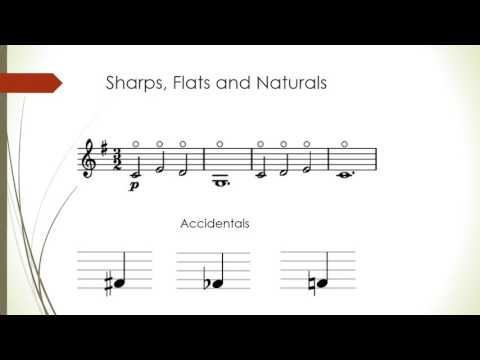 Sheet Music Reading Tutorial for Guitar