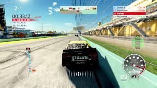 NASCAR 14 Game PC Gameplay